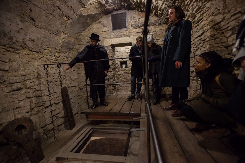 Underground Walk By Lamplight Prague Trips Tickets